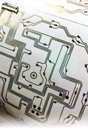 n-軟性電子印刷