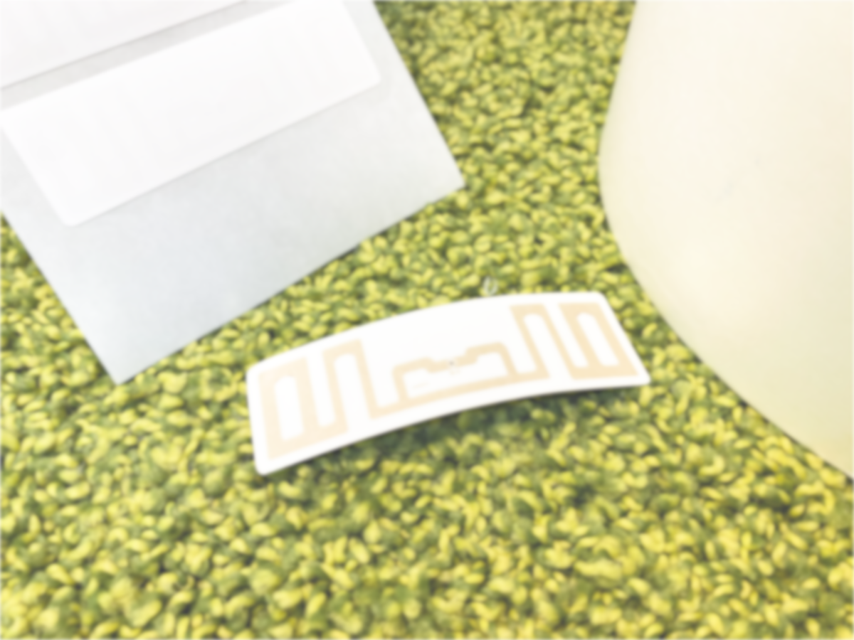 S&S GREEN RFID